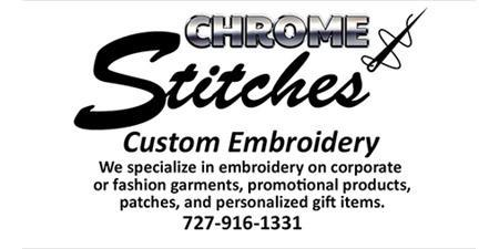 Chrome Stitches